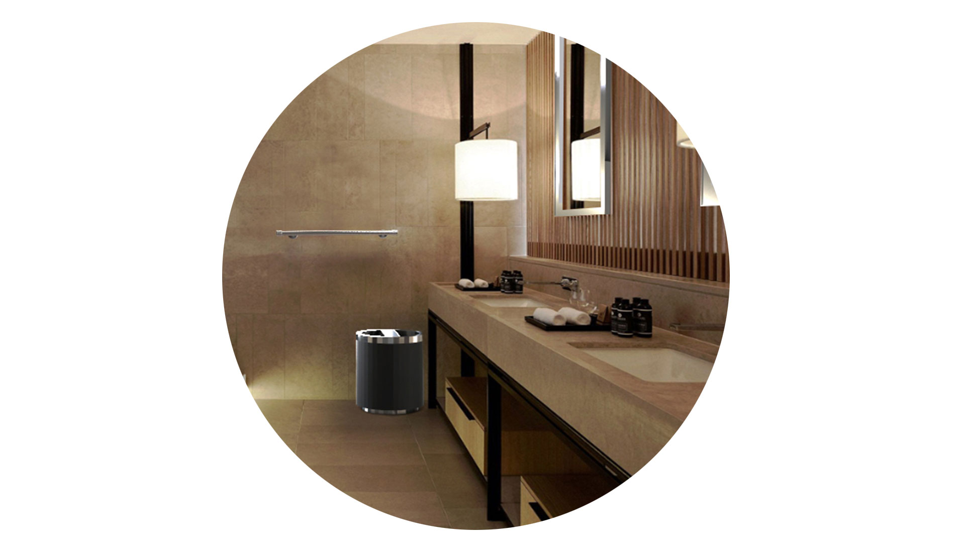 Baño Ambiente Bola Möven Design