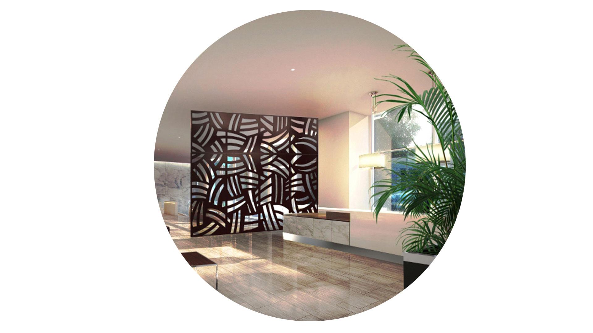 Lobby Ambiente Bola Möven Design