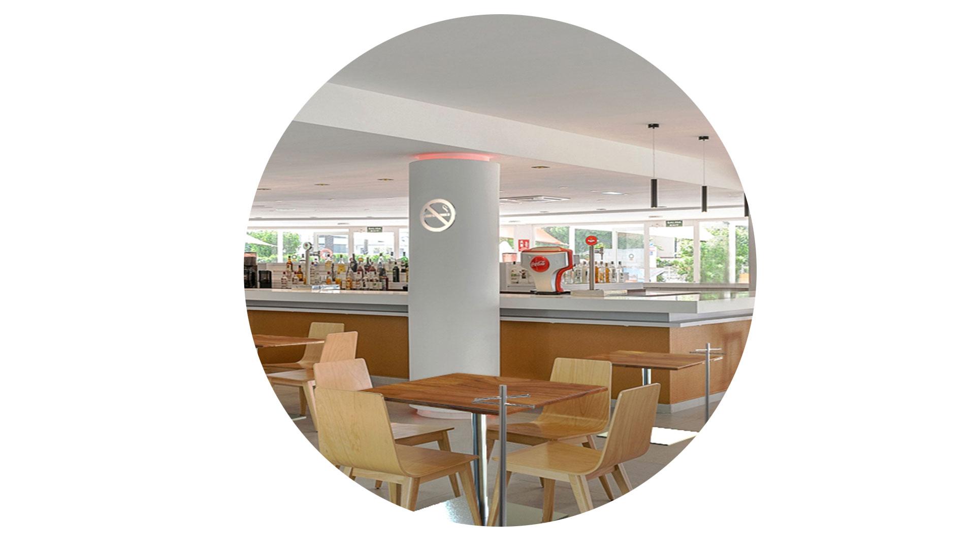 Restaurante Ambiente Bola Möven Design